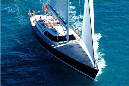 Sailing YachtMystery
